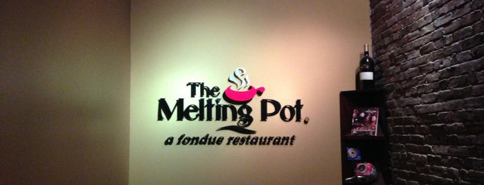 The Melting Pot is one of Nashville.