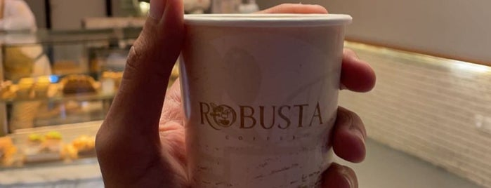 Robusta Coffee is one of Soly 님이 저장한 장소.