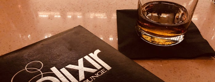 Elixir Lounge is one of Drink.