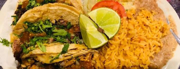 El Caporal Taqueria is one of Authentic Mexican/Latin American.