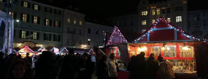 Staromestské Vianočné Trhy 2017 is one of Weihnachtsmärkte 2.