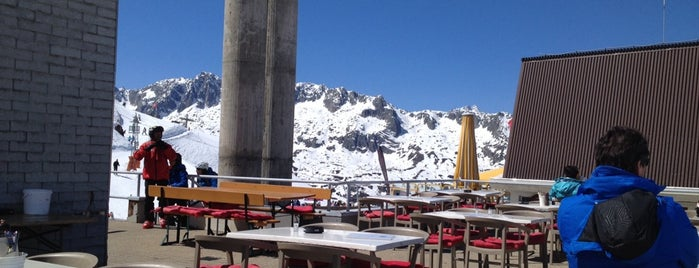 Restaurant Gurschen is one of SkiArena Andermatt Sedrun.