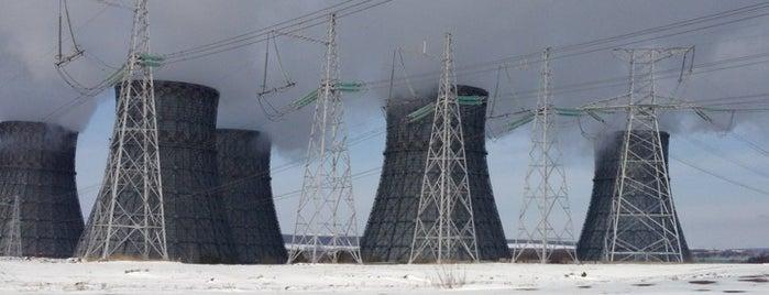 Нововоронежская АЭС is one of Russia10.