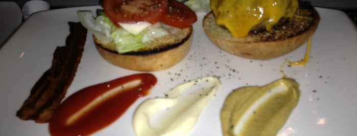 Prime Steakhouse is one of BURGER..