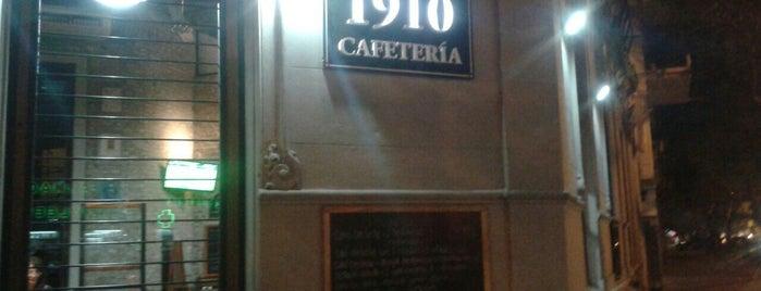 Bar 1910 is one of Break, coffee break Rosario.