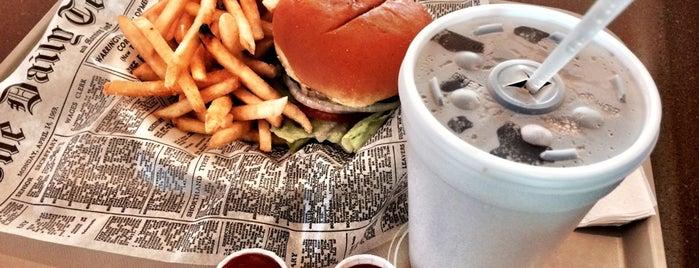 Chicago Burger is one of Orte, die Muriel gefallen.