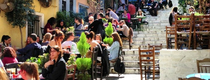 Yiasemi is one of Coffee, Drinks and Snacks in Athens.