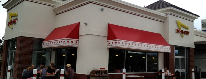 In-N-Out Burger is one of Top picks for Burger Joints.