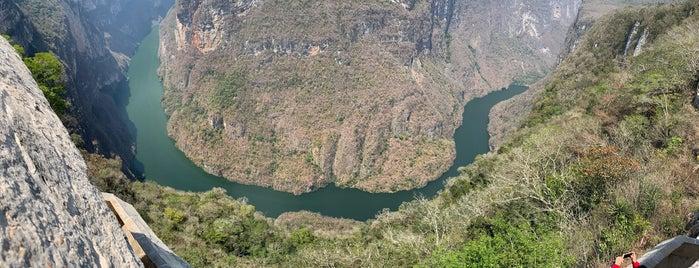 Miradores Cañon del Sumidero is one of Lugares favoritos de Yolis.
