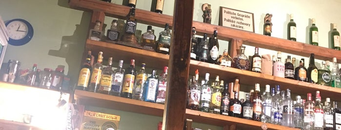 Herba Cafe is one of prazsky bary / bars in prague.