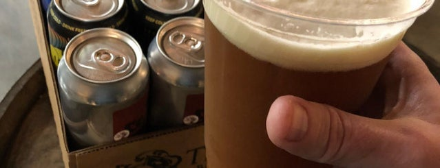 Tree House Brewing Co. is one of NE.