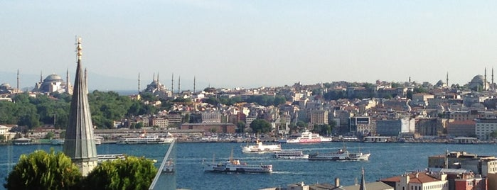 Witt Istanbul Suites is one of Istanbul - Turkey - Peter's Fav's.