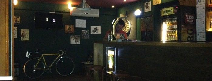 Cycle Bar is one of Locais salvos de Mug.