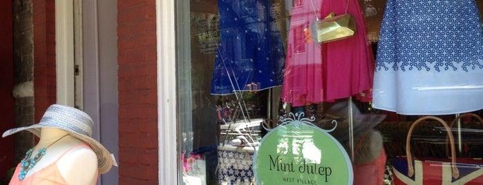 Mint Julep is one of À faire à New York.