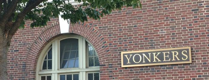 Yonkers, NY is one of Locais curtidos por SUEBOO.