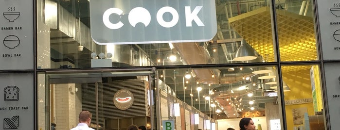 Cook Eatery is one of Favorite Spots to Eat.