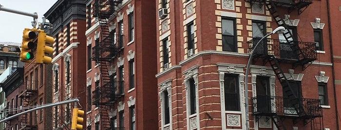 Greenwich Village is one of Nueva York.