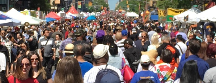 9th Ave International Food Festival is one of Lieux qui ont plu à Bridgette.