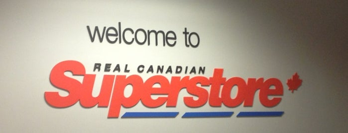 Real Canadian Superstore is one of Lugares favoritos de Sri.