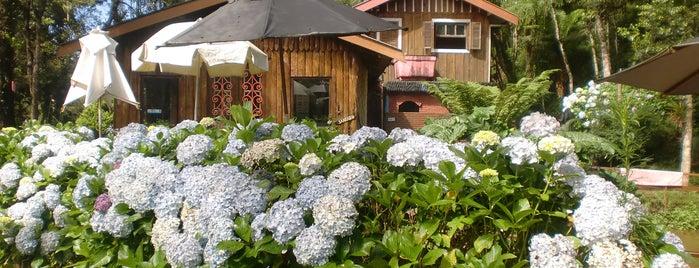 Truticultura da Cachoeirinha is one of สถานที่ที่บันทึกไว้ของ stephane.