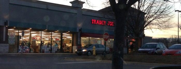 Trader Joe's is one of Lieux qui ont plu à Melissa.