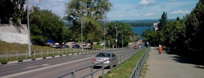 Маяковский спуск is one of Lugares favoritos de Draco.