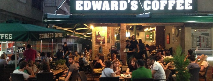 Edward's Coffee is one of FIRAT 님이 좋아한 장소.