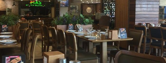 Has Konya Mutfağı is one of Tatlı ve Börek.