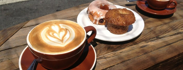 Four Barrel Coffee is one of Legitimate Espresso & Coffee.