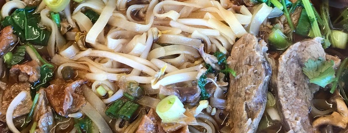 Khun Dom is one of LA Food to try.