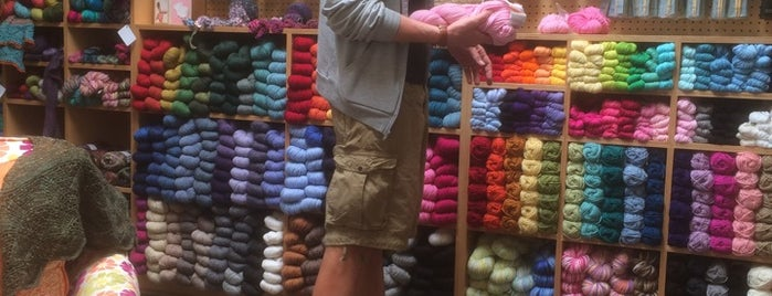 Knit Culture is one of Places to go, things to do.