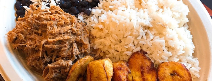 Chamo Venezuelan Cuisine is one of LA/SoCal.
