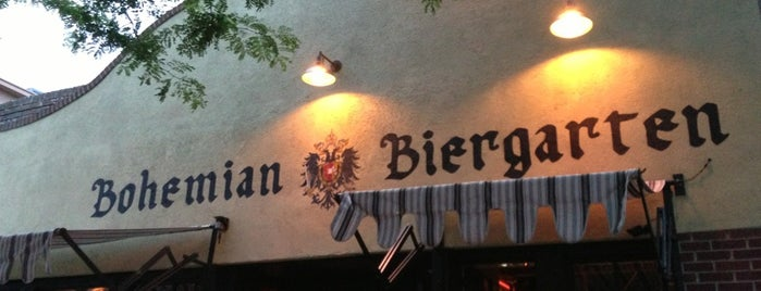 Bohemian Biergarten is one of Orte, die Capt'n gefallen.