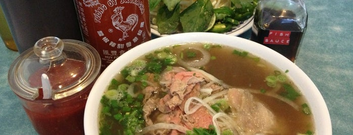 Pho 88 is one of Essential Pho Restaurants Around D.C..