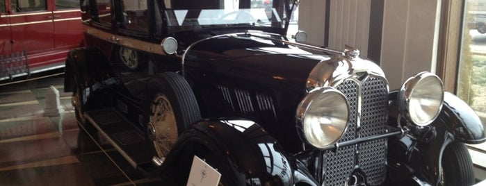 Auburn Cord Duesenberg Automobile Museum is one of May Road Trip.