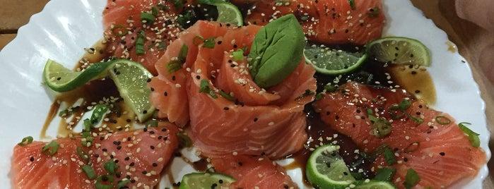 Sushiru's is one of Lugares favoritos de Marcelle.