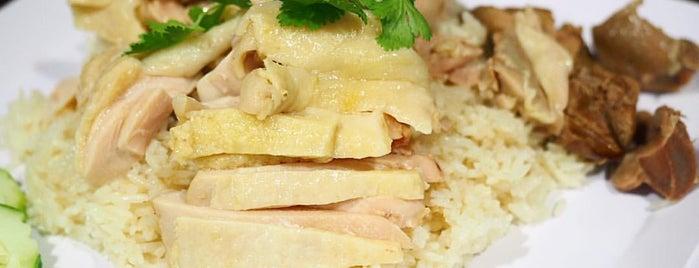 Eim Khao Mun Kai Elmhurst อิ่ม ข้าวมันไก่เอ็มเฮิสท์ is one of Queens eats.