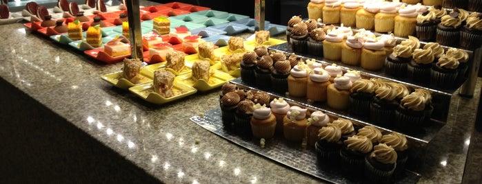 Bacchanal Buffet is one of Vegas 2014.