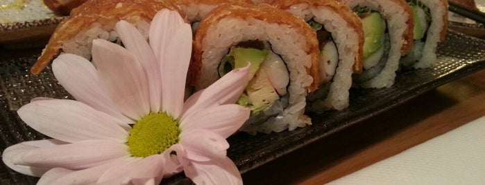 KanPai Sushi is one of Edinburgh.