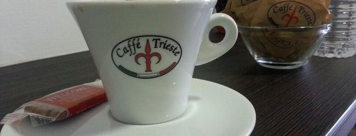 Caffe Trieste is one of Praha Baru.