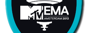 People's Place is one of MTV EMA 2013 badge.