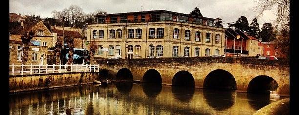 Bradford on Avon is one of United Kingdom.