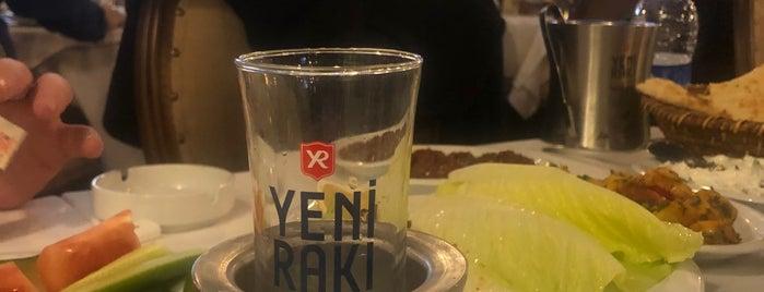 Zerafet Restaurant is one of Istanbul Favorite Restaurants.