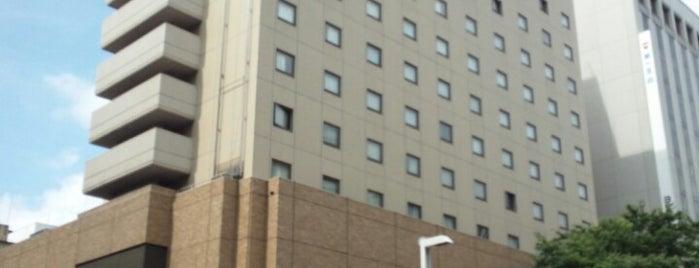 名古屋栄東急REIホテル is one of 宿.
