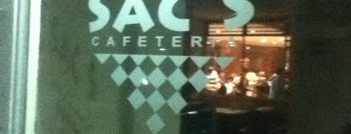 Cafeteria Sac's is one of Posti che sono piaciuti a Lizeth.