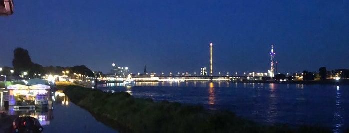 "Bootshaus ""Nautic"" is one of Düsseldorf Best: Drinks."