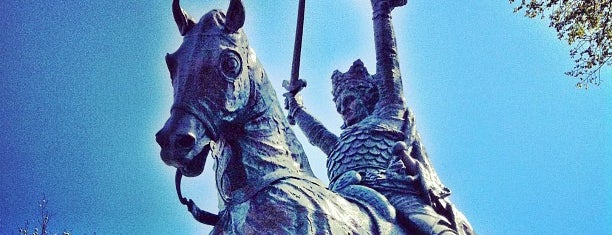 King Jagiello / Poland Monument is one of Monuments.
