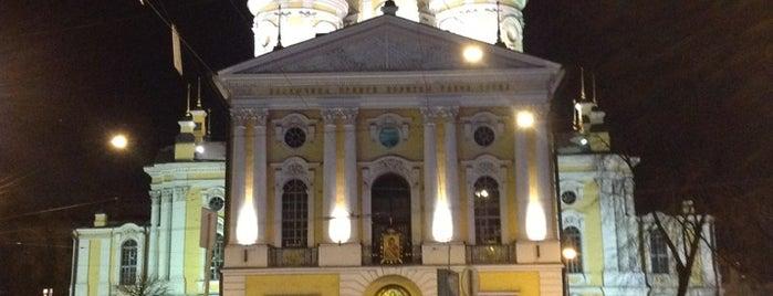 Собор Владимирской иконы Божьей Матери is one of Lieux qui ont plu à иона.