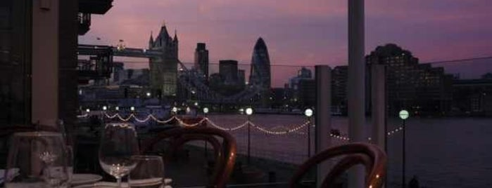 Blueprint Cafe is one of Breathtaking Views of London.