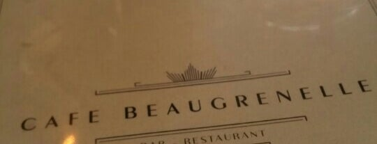 Café Beaugrenelle is one of Edaさんのお気に入りスポット.